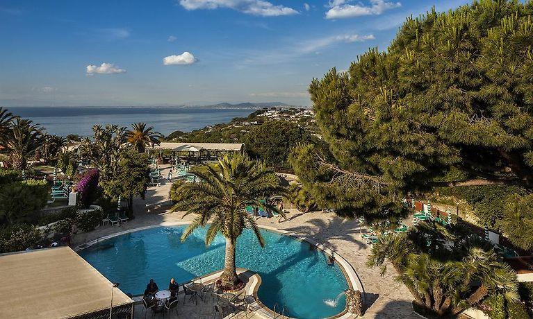 Bagno Giapponese Terme Ischia : Parco termale hotel la pergola villa flavio ischia